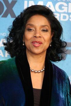 Phylicia Rashad, born in 1948 in Houston, TX, Tony Award winning singer and actress