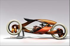 AMD Championship / Ultimate Hand-Crafted Custom Bike / by Jean-Thomas MAYER. (ISD - 2 Weeks Short Project)