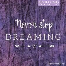 Résultats de recherche d'images pour «quote nothing impossible dream»