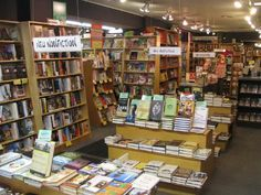 The Best Books of 2013, selected by employees at my favorite bookstore in Chicago: Unabridged Bookstore. A fantastic list.