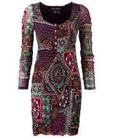 LD360 - Amazing Arabian Crinkle Dress  - Amazing Arabian Crinkle Dress, Women's Dresses and Tunics, Womens Clothing, Clothing, Accessories, Joe Browns