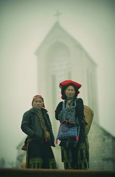 Sapa today . Vietnam