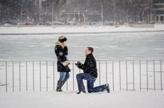 THIS IS THE BEST LOVE STORY I'VE EVER HEARD. A love at first sight story and how he proposed years later <3
