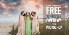 Subscribe to Summerana's Newsletters | Summerana - Photoshop Actions for Photographers
