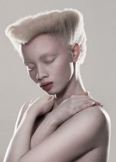 Photographer Justin Dingwall;Model Thando Hopa