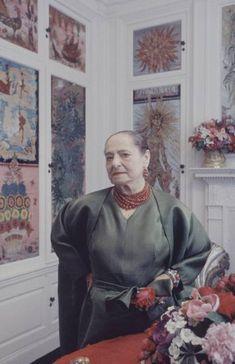 Helena Rubenstein, yes she was a Balenciaga patron. Gracie Kelly, Balenciaga, Paris Outfits, Gone Girl, Advanced Style, Cute Summer Outfits, Style Icons, Vintage Fashion, Stylish