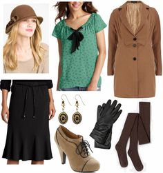 Winter-Wear Inspired by Zelda Fitzgerald