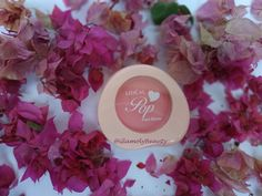 Blusher, Beauty Products, Product Launch, Peach, Pop, Facebook, Twitter, Peaches, Popular