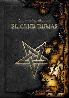 Titulo: El club de Dumas Autor: Arturo Pérez Reverte genero: Supenso