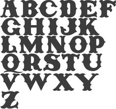 MyFonts: Western typefaces