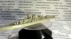 Altes Wiking Modell aus der Kriegszeit Schlachtschiff Scharnhorst/Gneisenau