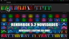 Rekordbox Dj 5.2 - Novedades Lighting Mode Rb-Dmx1 2018 Mini Tutorial