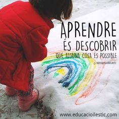 Aprendre és màgic!