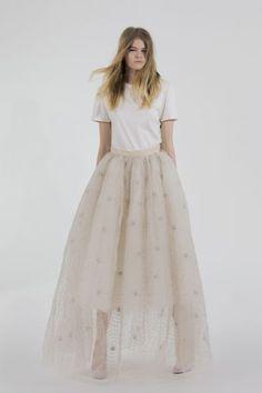 Brautkleider mit langem MIDI: der Glamour der 50er-Jahre! Image: 10