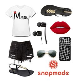 """SNAPMADE"" by lovee-green ❤ liked on Polyvore featuring IPANEMA, ZeroUV, Vans and Lime Crime"