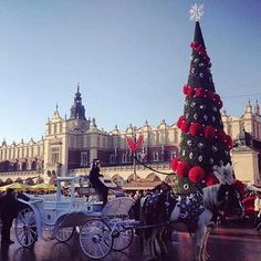 Kraków, Poland Christmas by @asia_karpinska share your Christmas pics with us @farecompare & #farecompare