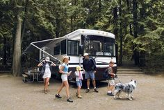 Preparation is the key to make your upcoming camping trip enjoyable and easier both for you and your pet. Here's some helpful tips for RV travel with a pet...