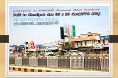 HOARDING IN SHAHaBAD Markanda MAIN HIGHWAY Haryana