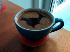 Ο καφές καρχαρίας (καλά, όχι και πολύ)!  *Βάλτε λίγη φαντασία, ε;