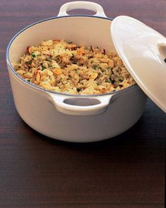 Rice Pilaf with Toasted Almonds Recipe