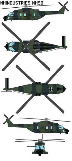 NHIndustries NH90 German by bagera3005