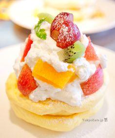 Rainbow Pancake - 2F, 4-28-4, Jingumae, Shibuya-ku, Tokyo, Japan