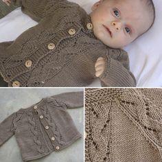 Crochet For Babies Sunnyside Cardi - Free Pattern Baby Cardigan Knitting Pattern Free, Crochet Baby Blanket Beginner, Knitted Baby Cardigan, Knit Baby Sweaters, Crochet Baby Booties, Knit Or Crochet, Baby Knitting Patterns, Baby Patterns, Baby Boy Sweater