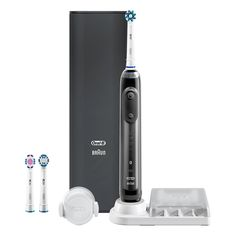 Today Deals 39% OFF Oral-B Genius Pro 8000 Electronic Power Rechargeable Battery Electric Toothbrush with Bluetooth Connectivity Powered by Braun | Amazon:   Today Deals 39% OFF Oral-B Genius Pro 8000 Electronic Power Rechargeable Battery Electric Toothbrush with Bluetooth Connectivity Powered by Braun | Amazonhttp://bit.ly/2h3mhhr#TodayDeals #DailyDeals #DealoftheDay - Know youre getting a superior clean with the Oral-B Genius 8000 electric toothbrush. Designed to help you brush like your…