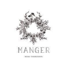branding for Mimi Thorisson's blog, Manger
