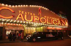 Teatro Caupolican - Chile