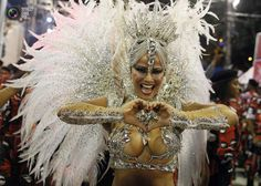 brazilian carnival queen - Google Search