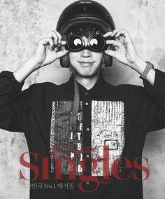 Tablo - Singles Magazine January Issue '14