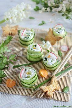 Przepisy na Wielkanoc - Zen w kuchni Sushi, Mini Cupcakes, Recipes, Food, Meals, Yemek, Recipies, Recipe, Eten