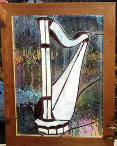 Irish Celtic Harp with Strings