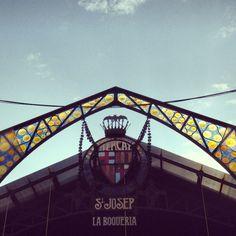 La Boqueria in Barcelona