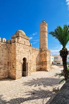 Medina, Sousse, Tunisia got to climb that particular minaret