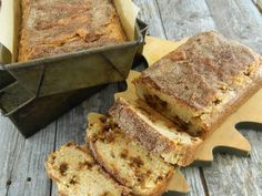 The Wednesday Baker: SNICKERDOODLE BREAD