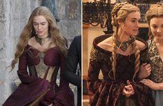 Game of Thrones Hair : Cersei