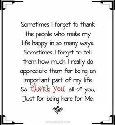 To my family, and friends..... I love you all, and am so grateful for everything you do!!