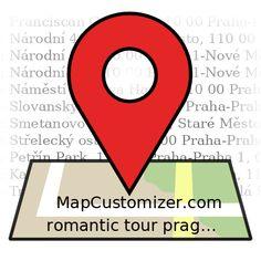 romantic+tour+prague+|+MapCustomizer.com:+Plot+multiple+locations+on+Google+Maps
