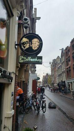 Caminhando por Amsterdam
