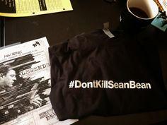 El Descanso del Escriba: #DontKillSeanBean