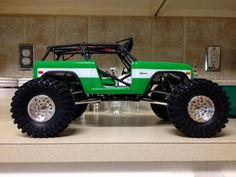 "one of kind axial wraith ""super build shelf queen"" fully aluminum"