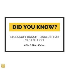 Did you know that? Seo Specialist, Did You Know, Social Media Marketing, Knowing You, Seal, Management, Happiness, Success, Mood