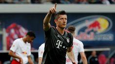 Bundesliga: Die schönsten Fotos vom Bundesliga-Auswärtsspiel des FC Bayern bei RB-Leipzig.