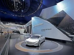 Mercedes-Benz stand - News - Frameweb