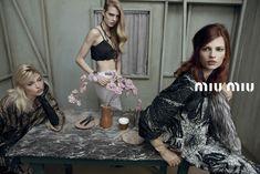 Miu Miu by Inez & Vinoodh