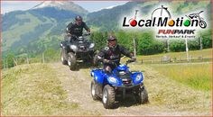 LocalMotion: Offroad-Spaß unter Tiroler Bergen Beim Funsport-Anbieter LocalMotion kann man seit 2008 auf einem 3,5 Hektar großen Gelände in Kirchberg/Tirol unter Tiroler Bergen Offroad-Fahrspaß erleben http://www.atv-quad-magazin.com/aktuell/localmotion-offroad-spass-unter-tiroler-bergen/ #quadverleih #quadtouren #tirol #offroad #quadhandel #ATVQUADMagazin