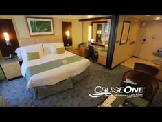 (VIDEO) Is This Paradise? Oasis Of The Seas Is The Largest Cruise Ship In The World