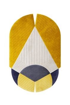Rug by Studio Böttger (Nodus) - #ColourInspiration